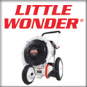 Little Wonder Bed Shapers, Blowers, Brush Cutters, Edgers, Hedge Trimmers, Truck Loaders, Leaf and Blower Vacuums