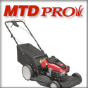 MTD Pro Lawn Mowers, Snow Blowers, and Tractors