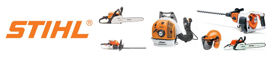 Stihl Handheld Power Equipment, Chainsaws, and Blowers